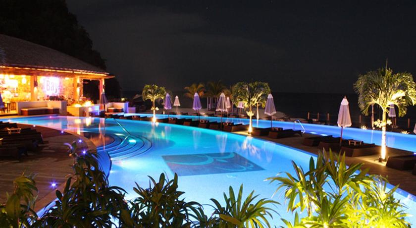 Schwimmbad Buccament Bay Resort - All Inclusive