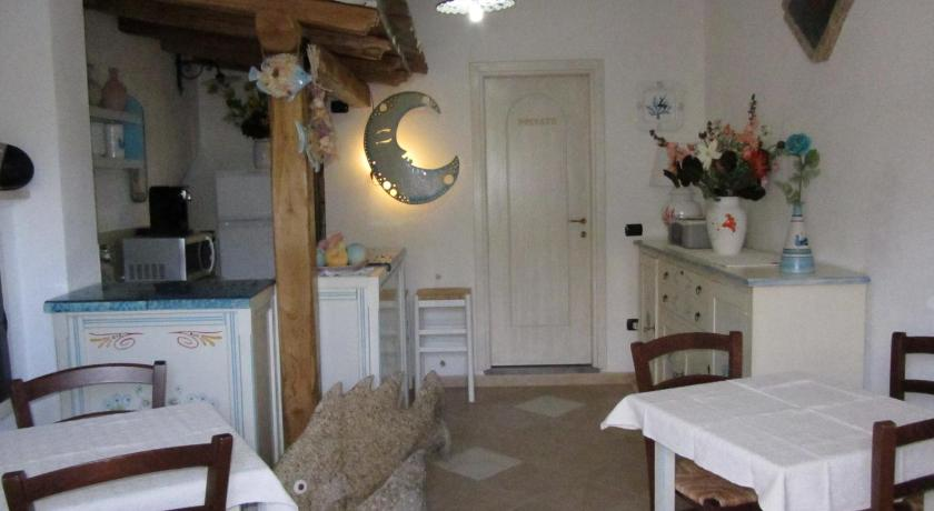 Lobby Bed & Breakfast Mare Isole