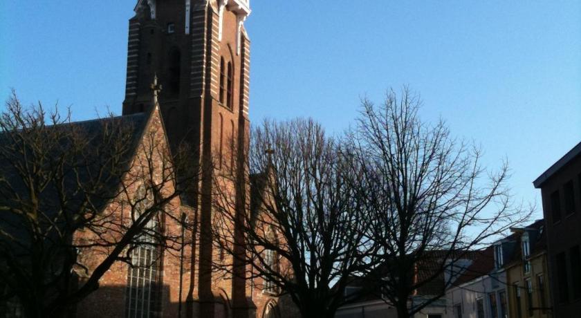 City Hostel Vlissingen Kerkstraat 10 Flesinga