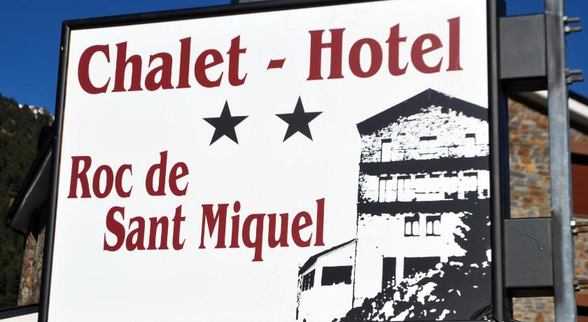 Hotel Roc de St Miquel Carrer General Incles