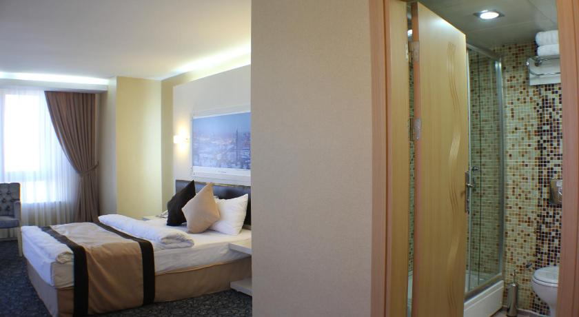 Large Single Room - Guestroom Kale Hotel Kars