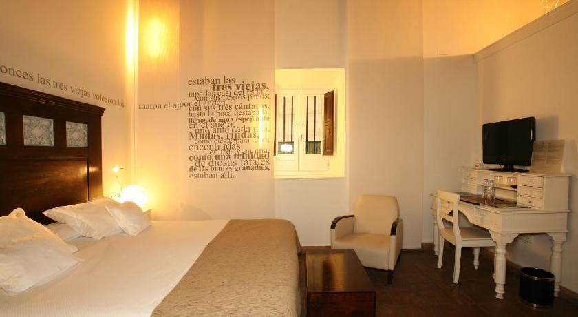 hoteles con encanto en granada  143