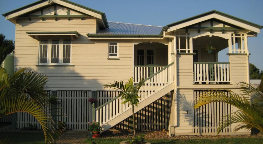 Eco Queenslander Holiday Home