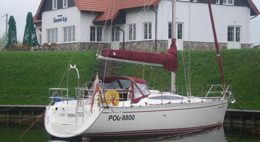 Pensjonat Żurawi Kąt Górkło 4c, Mikołajki Mikołajki