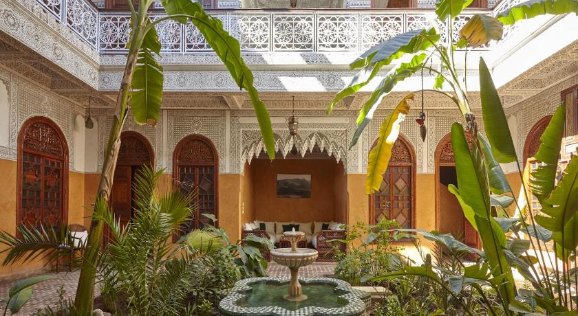 Riad jardin secret in marrakech room deals photos reviews for Hotel le secret