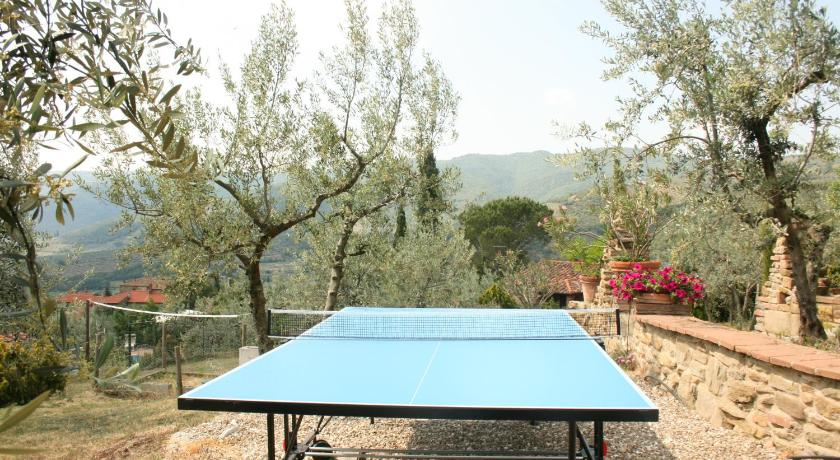 Two-Bedroom Holiday Home - Table tennis La Montanina