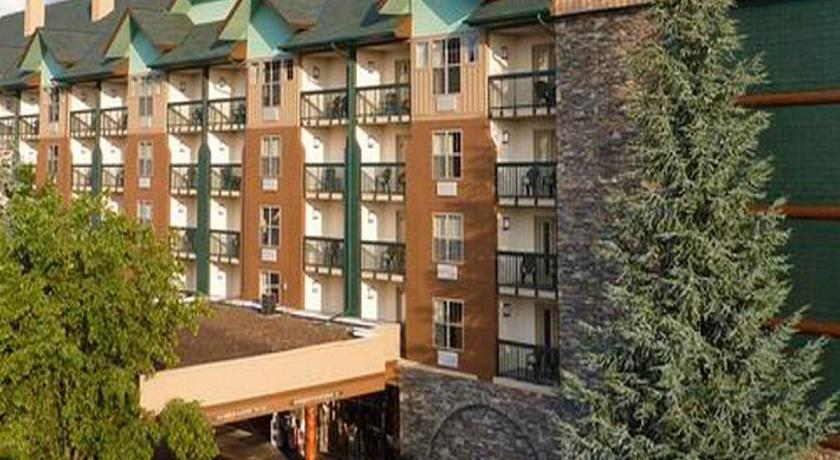 Gatlinburg Premier Rv Resort Our Pull Through Site Picture