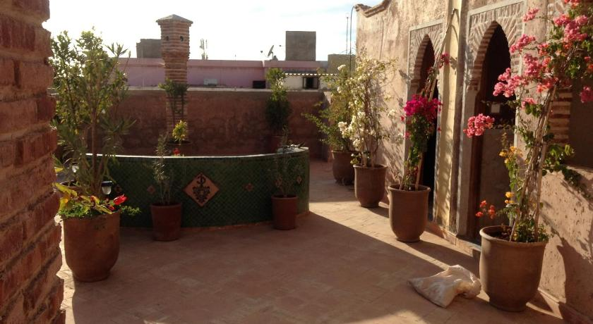 Penthouse Apartment Riad Mahjouba