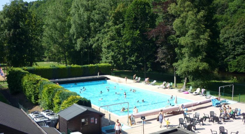 Swimming Pool Floreal La Roche En Ardenne