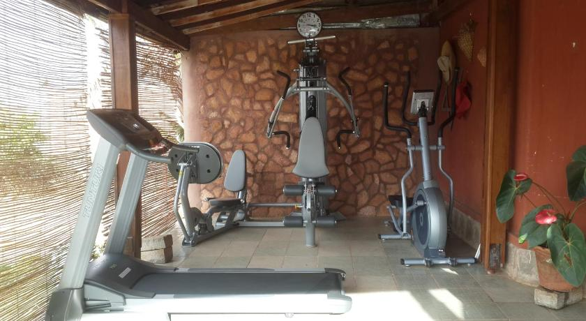 fitnesscenter GraceHouse B&B Ivato airport