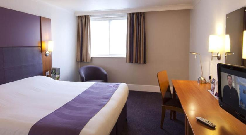 غرفة مزدوجة - غرفة الضيوف Premier Inn Nottingham Central - Goldsmith St