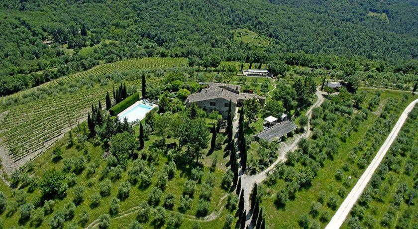 Se alle 29 billeder Holiday home Castella Chianti