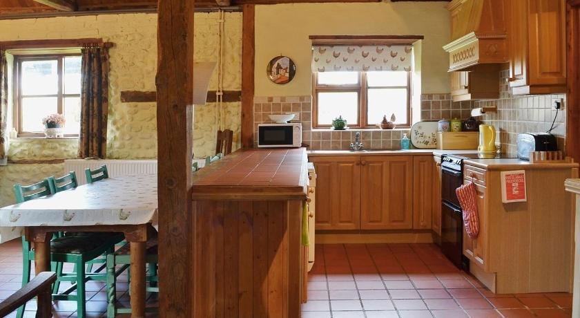 Three-Bedroom Holiday Home The Stables