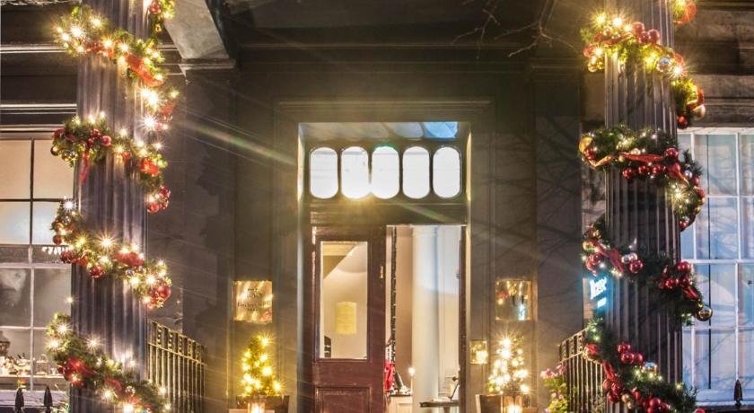 No 11 Boutique Hotel Edinburgh Bedandbreakfast Eu