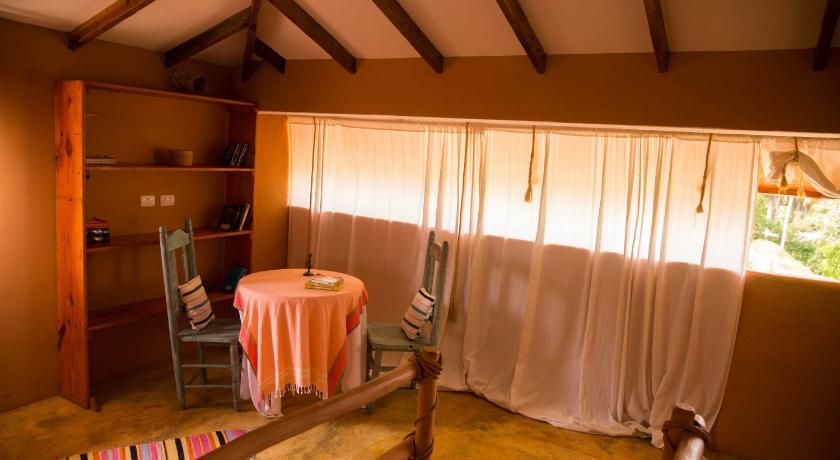 Deluxe Double Room with Bath El Pequeno Refugio