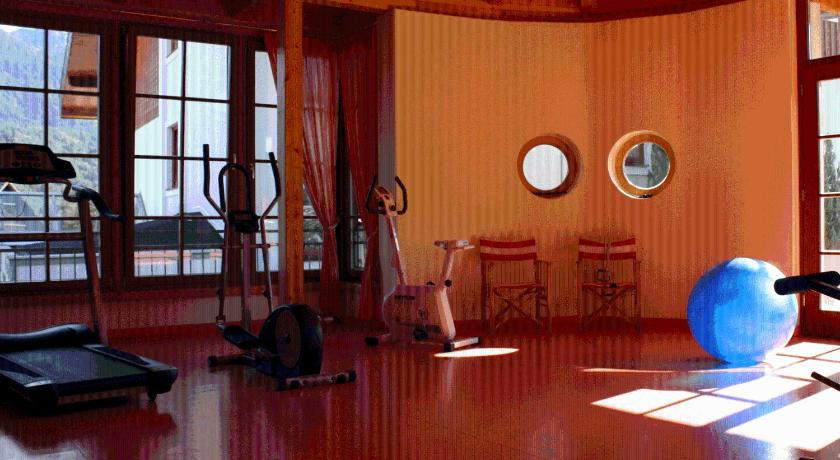 Fitness center Sportpension Aichholzer