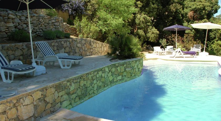 Swimming pool Villa Ferreol