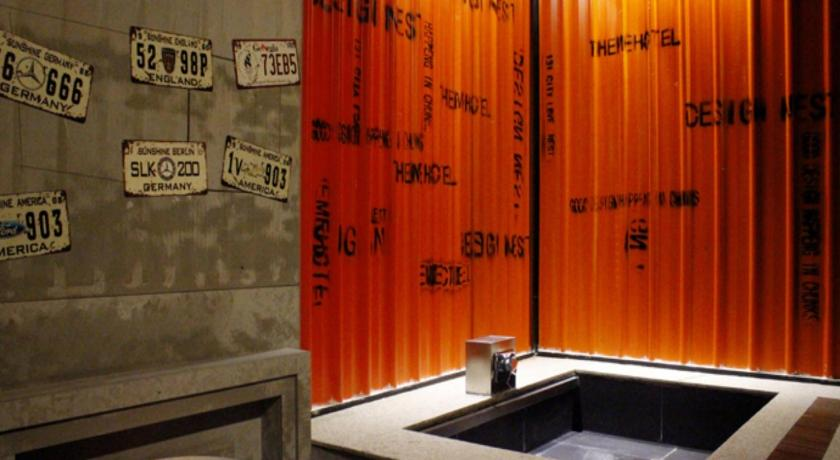 Shenyang 131 City Loft Hot Spring Boutique Inn