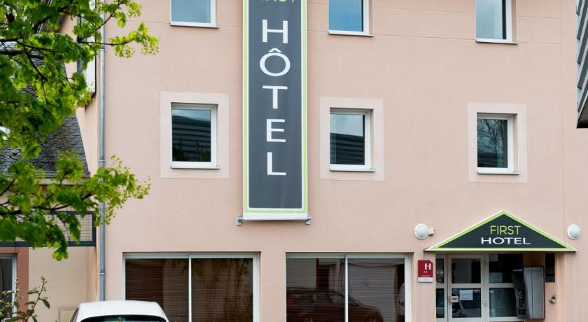More about Hotel First Rodez