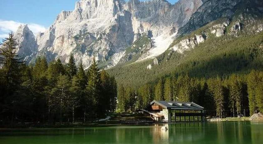 Chalet Al Lago Località Mosigo San Vito