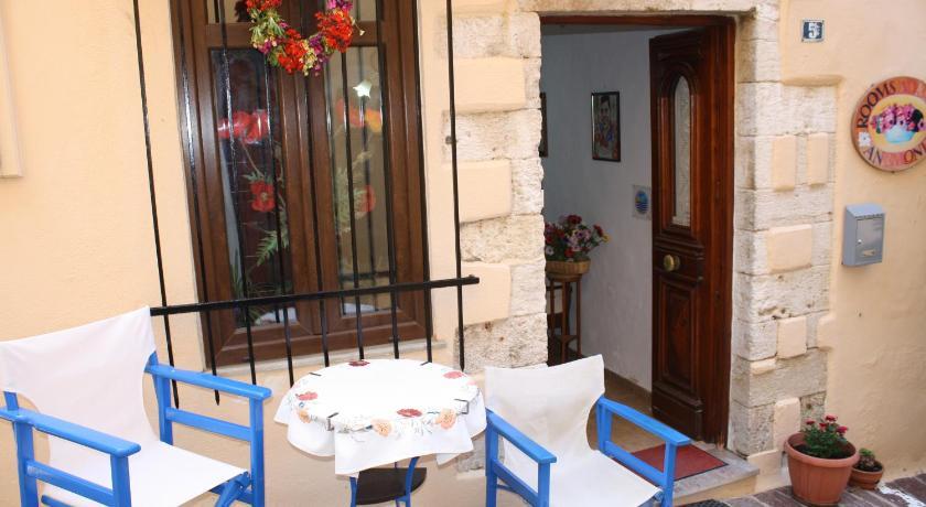 Anemones Rooms Theofanous 5 Chania