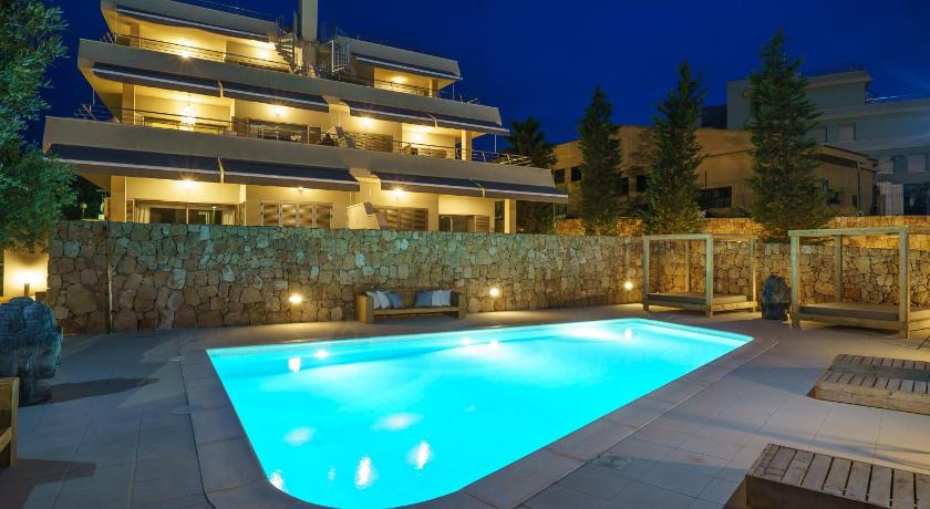 Плувен басейн Apartment Cala Tarida Blue Beach