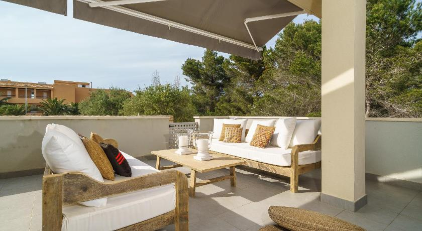Apartment Cala Tarida Blue Beach