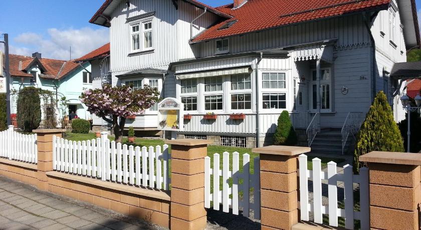 Hotel pension deter wernigerode for Pension wernigerode