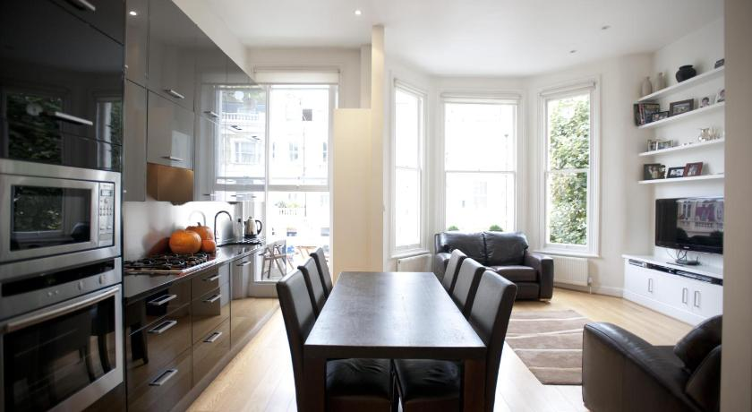 Удобства Earls Court by onefinestay