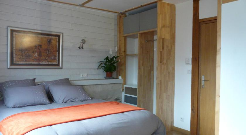 Studio-Appartement - Gästezimmer Loire Escale