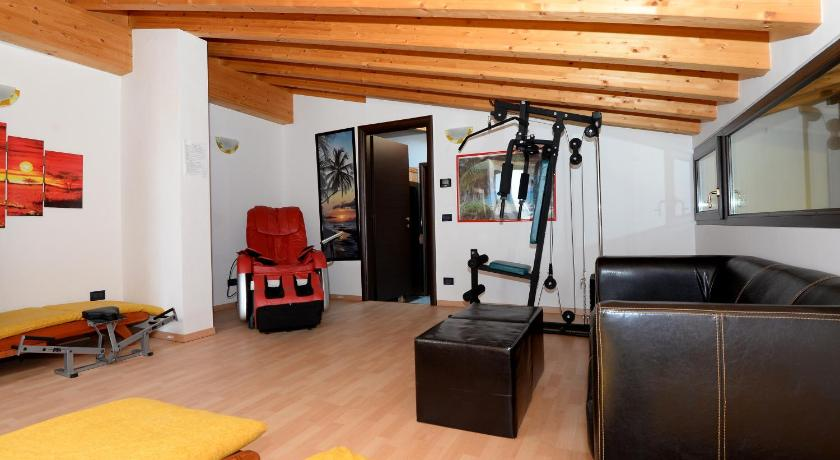 fitness centrum La Piccola Corte
