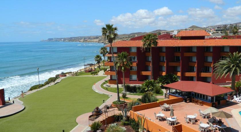 Puerto Nuevo Baja Hotel Villas Tijuana