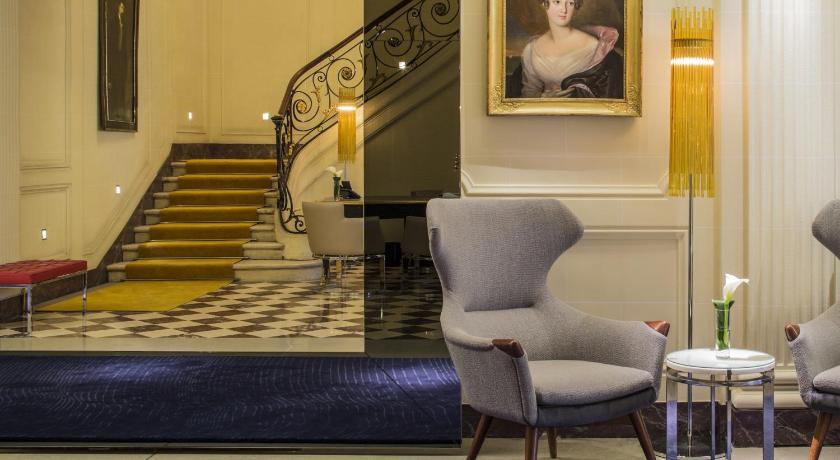 paris h tel de sers in france europe. Black Bedroom Furniture Sets. Home Design Ideas