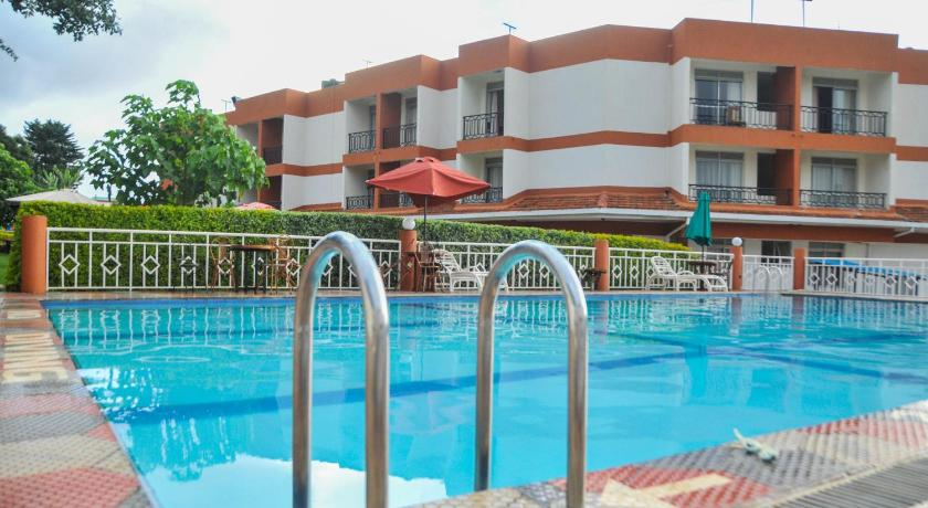 Bazén Meru Slopes Hotel