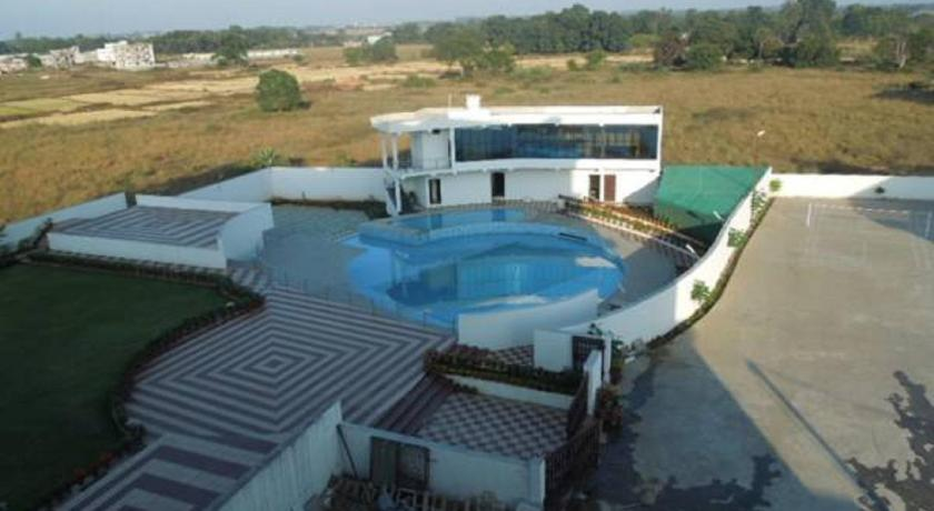 Schwimmbad Hotel Utkal Continental