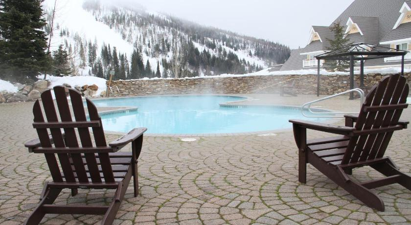 Schwimmbad Schweitzer Mountain Resort White Pine Lodge