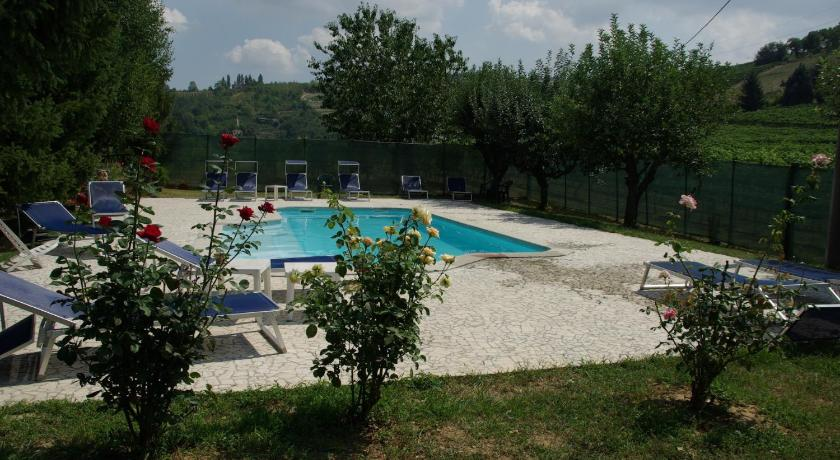 Schwimmbad Agriturismo Rupestr