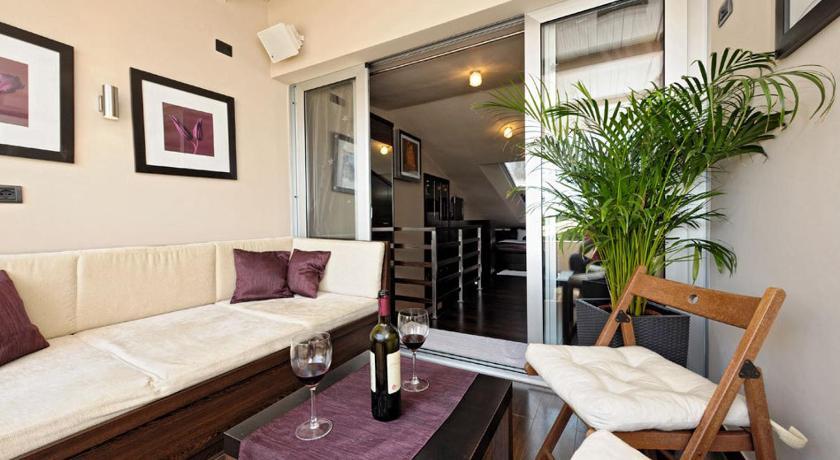 Apartments Villa Markiz Pod Lukovima 1 Rovinj