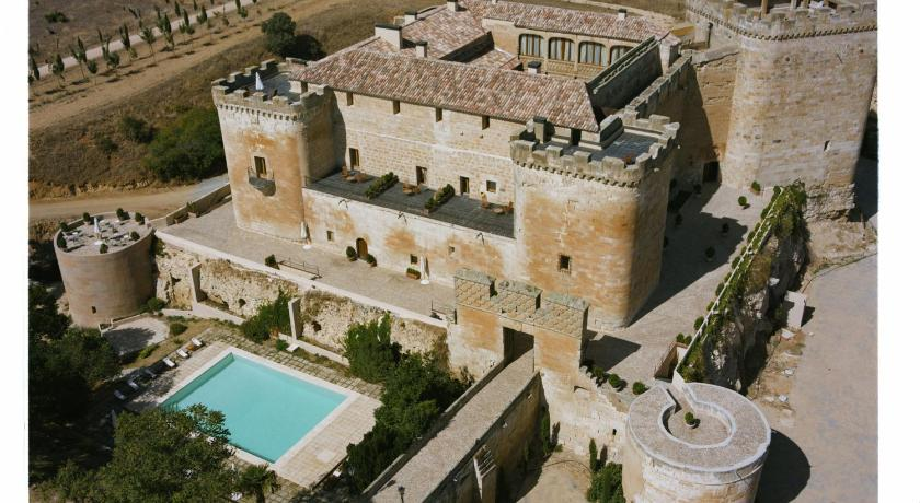 Posada Real Castillo del Buen Amor 43