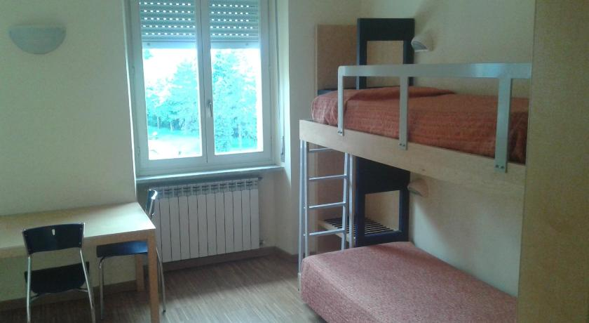 Triple Room - Guestroom Ostello di Rivoli
