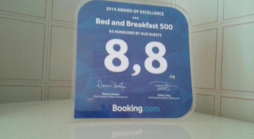 Bed and Breakfast 500