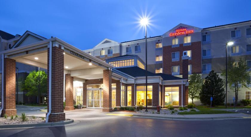 Best Price On Hilton Garden Inn Bloomington In Bloomington Mn Reviews