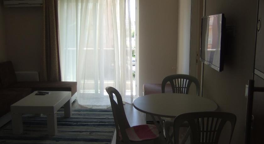 غرفة معيشة منفصلة Deniz Apartments Konyaaltı