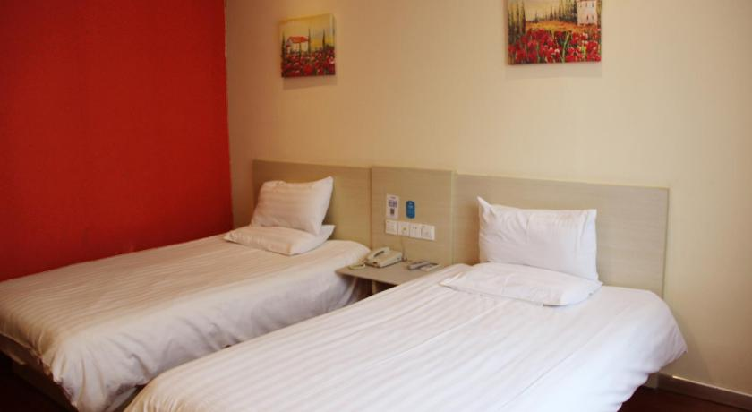 Mainland Chinese Citizens - Twin Room - Guestroom Hanting Express Chuzhou Railway Station
