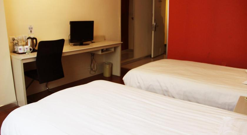 Twin Room Hanting Express Huangqi Jiazhou Plaza Branch