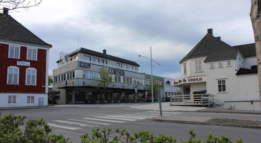 Corner Motell Storgaten 79 Brønnøysund