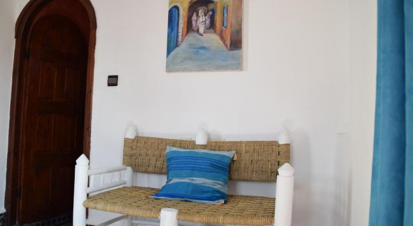 Comfort Double Room with Bath - Guestroom Riad Saltana