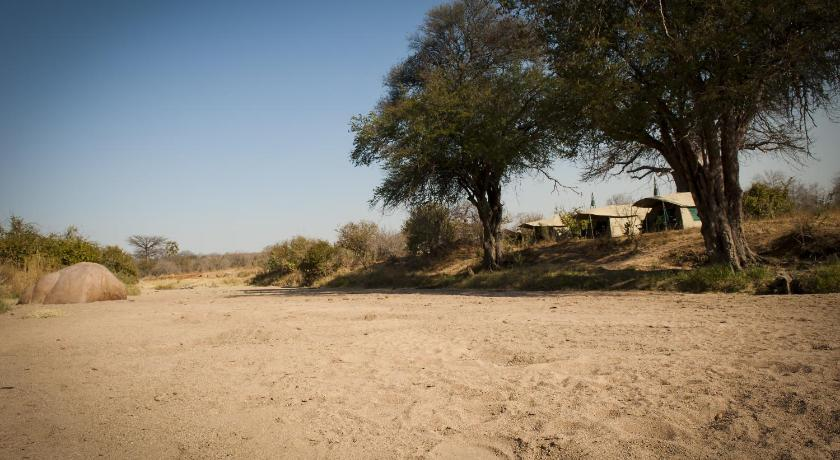 Zelt Authentic Ruaha Kilimatonge Camp