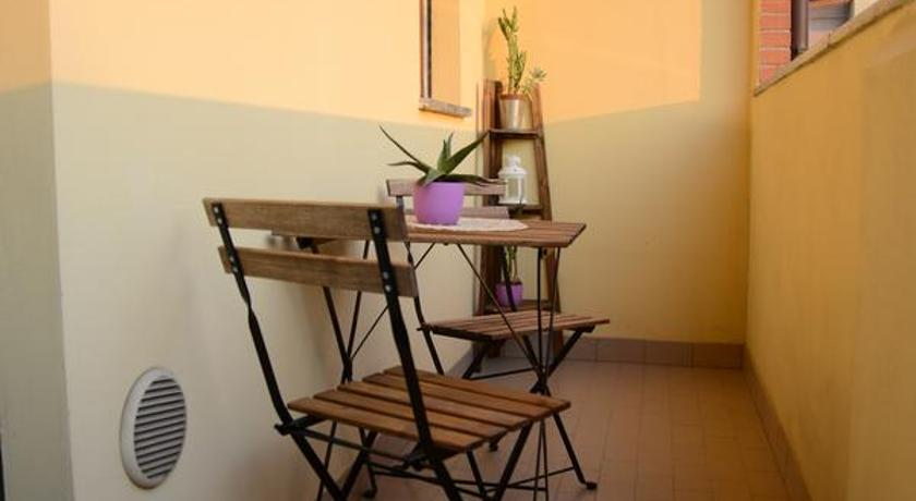 Studio-Appartement - Balkon Testa 43