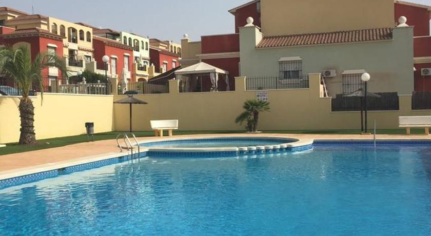 Swimmingpool Apartment Altos De La Bahia X